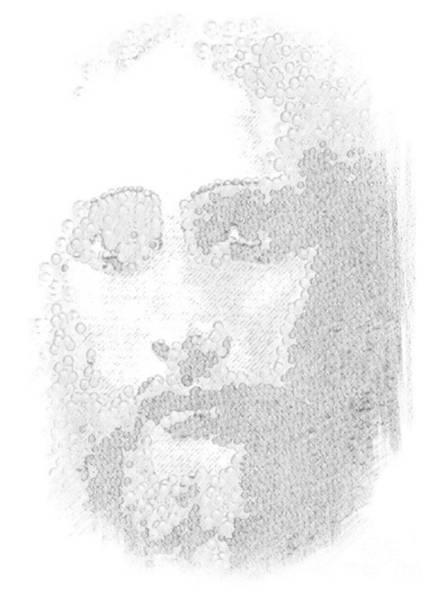 Painting - Jesus Christ The Lamb Of God by Catherine Lott
