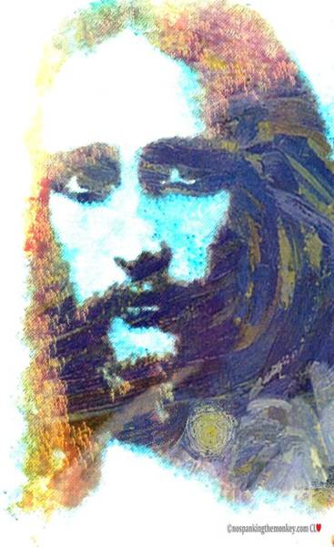 Painting - Jesus Christ The Messiah by Catherine Lott