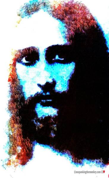 Painting - Jesus Christ The Savior by Catherine Lott