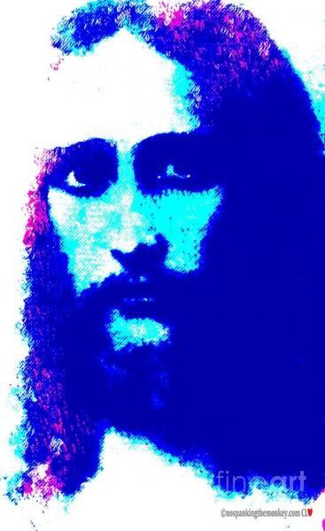 Painting - Jesus Christ The Spiritual by Catherine Lott