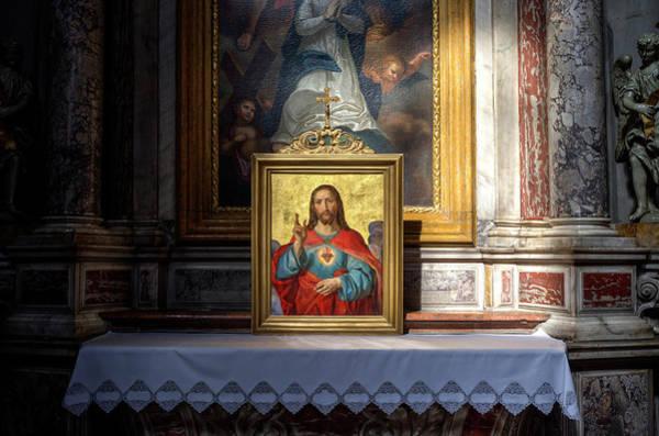 Wall Art - Photograph - Jesus by David Pyatt