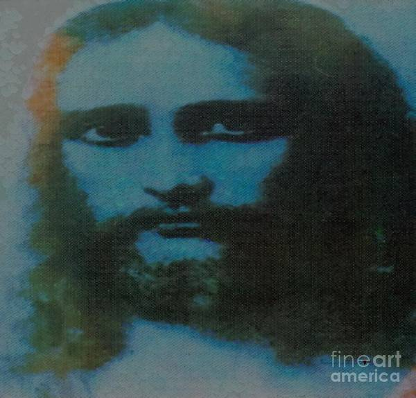 Painting - Jesus The Way by Catherine Lott