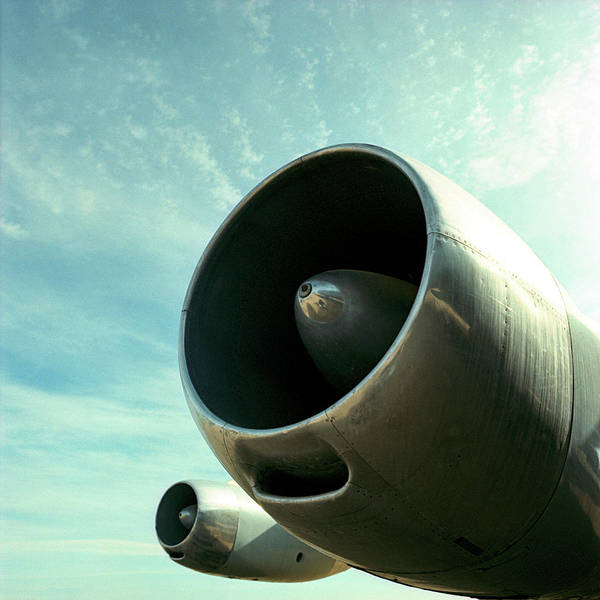 Riverside California Photograph - Jet Engines II by Eyetwist / Kevin Balluff