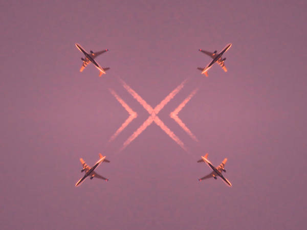 Wall Art - Photograph - Jet Quad by Judy Kennedy