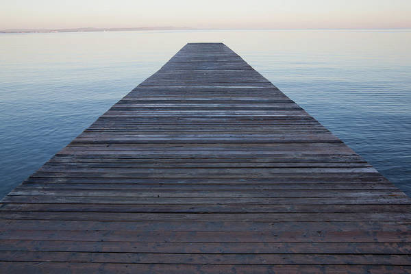 Pier Photograph - Jetty by Mayo5