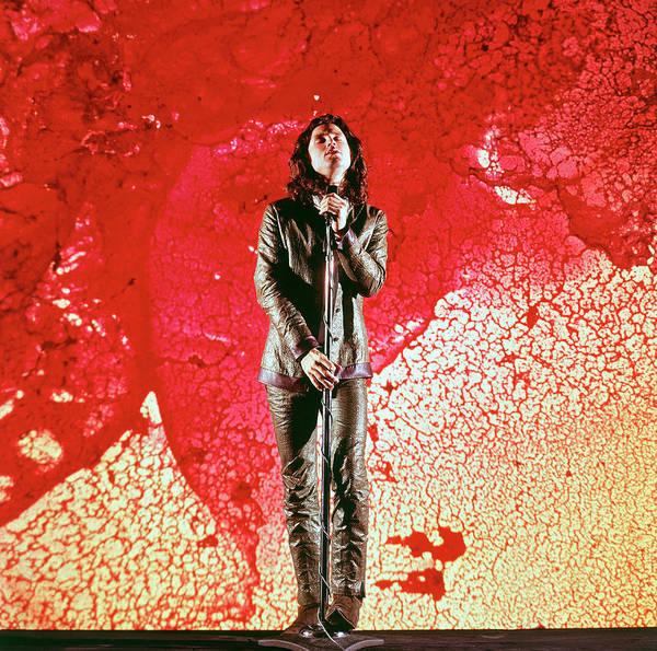 Jim Photograph - Jim Morrison by Yale Joel