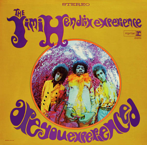 Photograph - Jimi Hendrix Experence by Robert VanDerWal