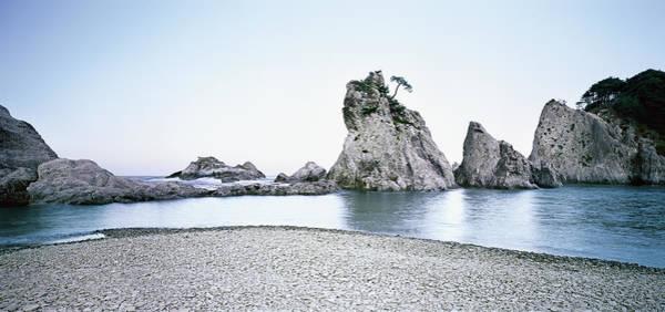 Wall Art - Photograph - Jodogahama Beach, Honshu, Japan by Micha Pawlitzki