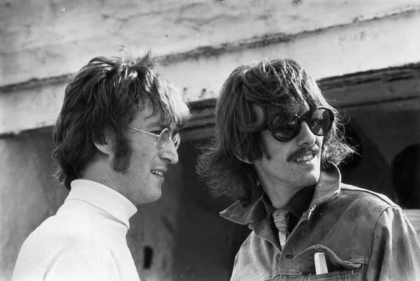 Wall Art - Photograph - John And George by Keystone Features