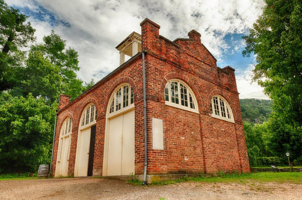 Photograph - John Brown's Fort Harpers Ferry by Lara Ellis