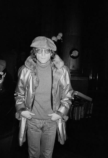 Photograph - John Lennon by Art Zelin