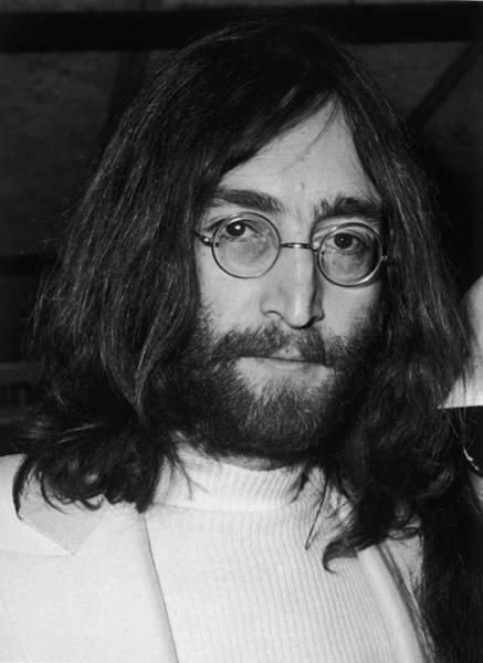 Wall Art - Photograph - John Lennon by George Stroud