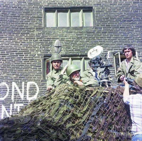 Photograph - John Schlesinger - Directing Yanks - 1979 by Doc Braham
