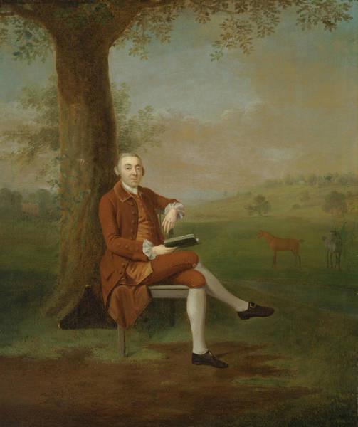 Wall Art - Painting - John Trevor, 3rd Baron Trevor by Arthur Devis