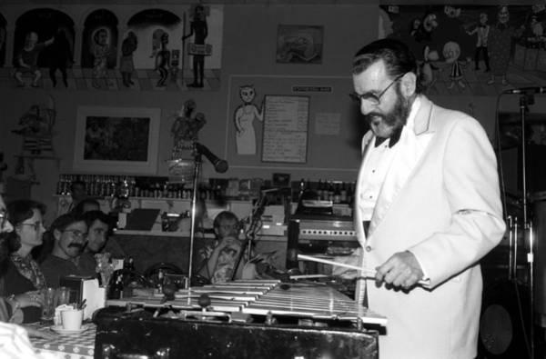 Delicatessen Photograph - Johnny Otis Live by Ed Perlstein