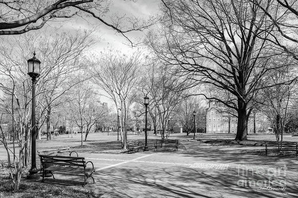 Wall Art - Photograph - Johns Hopkins University Campus Landscape by University Icons