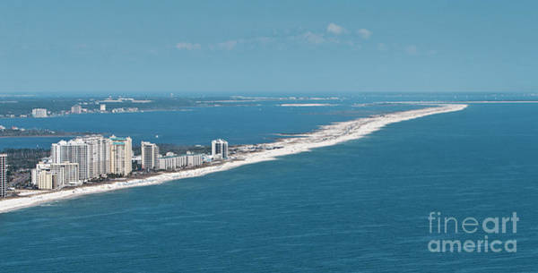 Photograph - Johnson Beach by Gulf Coast Aerials -