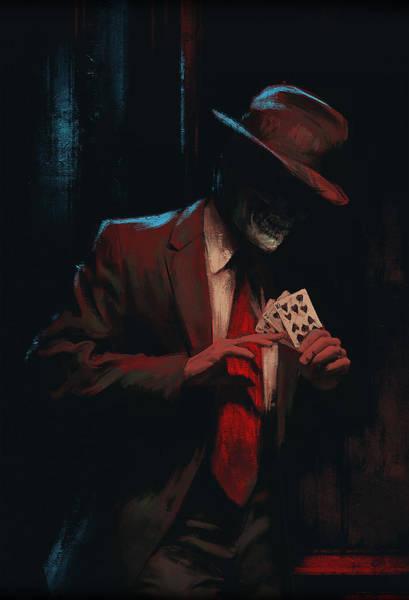 Junkers Digital Art - Joker by Eduvijis Ayu