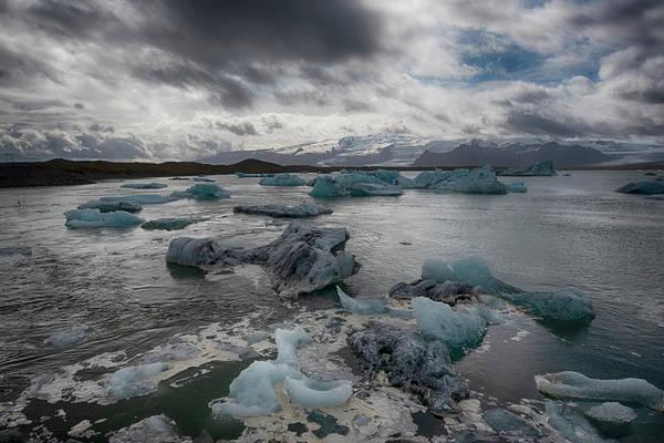Photograph - Jokulsarlon Glacier Lagoon 6301904 by Rick Veldman