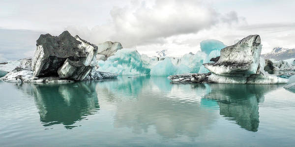 Photograph - Jokulsarlon - Iceland Lagoon by Marla Craven