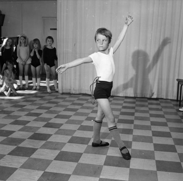 1974 Photograph - Jonty Smith School by C Leech