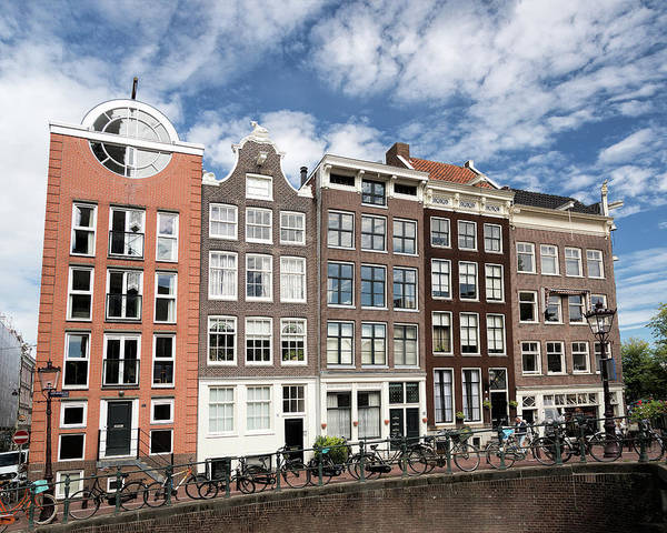 Photograph - Jordaan Amsterdam by Jemmy Archer