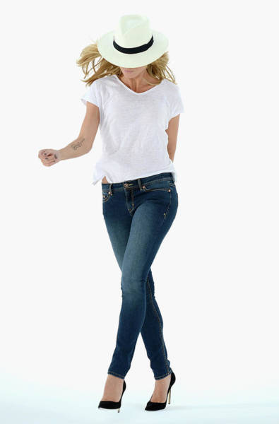 Shoe Photograph - Jordache Jeans Commercial Featuring by Dimitrios Kambouris