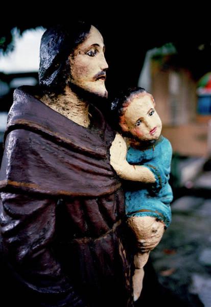 Photograph - Joseph And Jesus by Shaun Higson