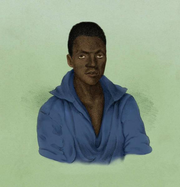 Wall Art - Photograph - Joseph Cinquéz, Leader Amistad Slave by Science Source