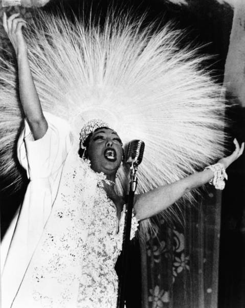 Josephine Baker Photograph - Josephine Baker by Archive Photos