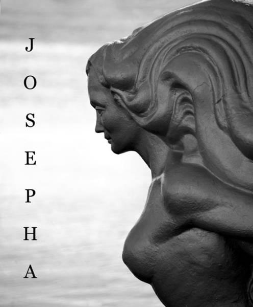 Wall Art - Photograph - Josepha Of Gasparilla by David Lee Thompson