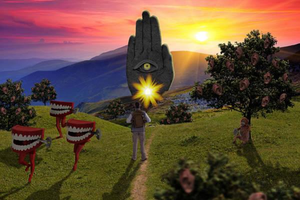 Wall Art - Digital Art - Journey To  Deafhood by Paul Scearce