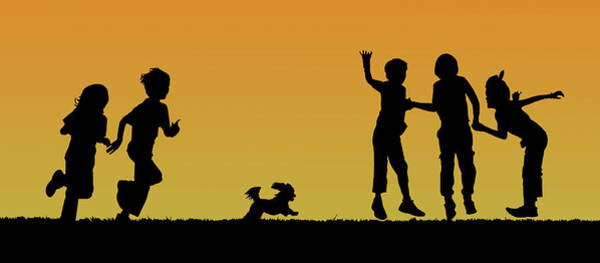 Wall Art - Photograph - Joy Of Childhood by Nikolyn McDonald