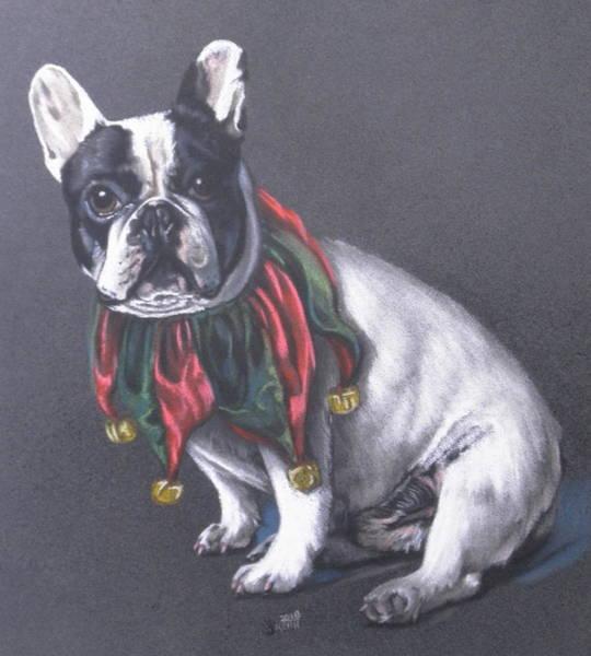 Pastel - Joyeux Noel by Barbara Keith