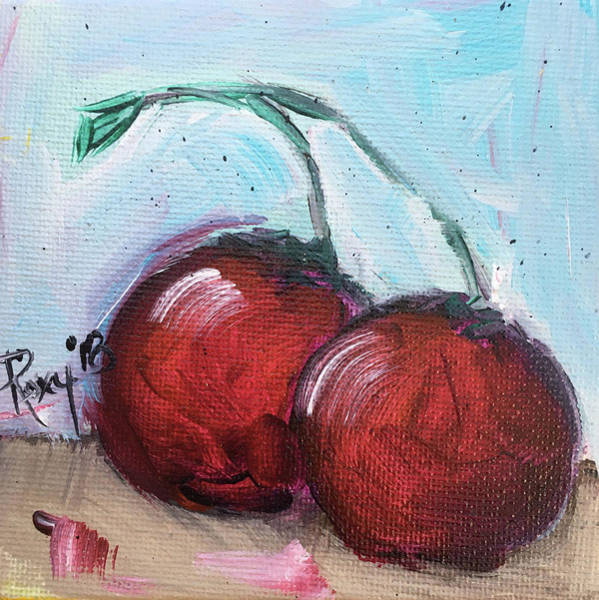 Still Life Painting - Jubilee by Roxy Rich