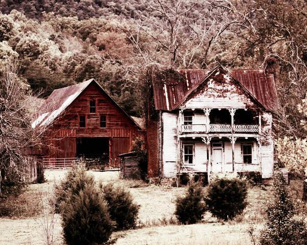 Photograph - Judge Ellis Home by Julie Hamilton