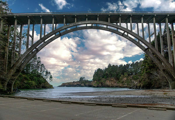 Photograph - Jug Handle Bridge by Bill Posner