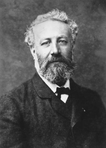 Wall Art - Photograph - Jules Verne by Hulton Archive