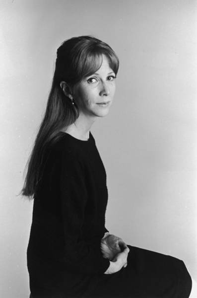 Sweater Photograph - Julie Harris by Jack Robinson