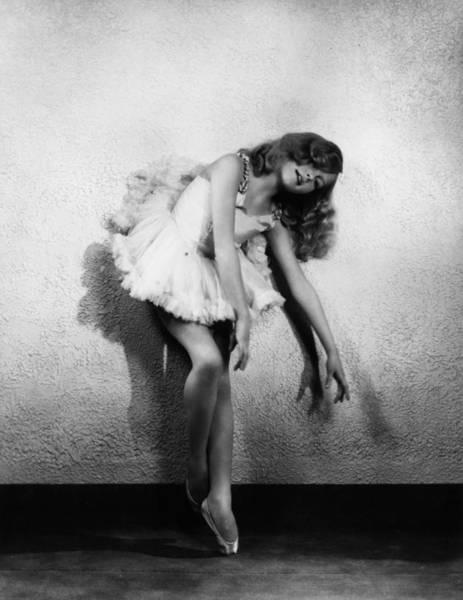 Revue Photograph - June-mary Peacock by Sasha