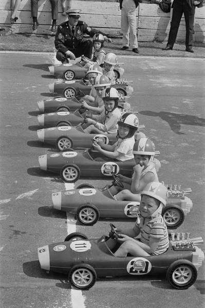 Sport Photograph - Junior Grand Prix by Norman Potter