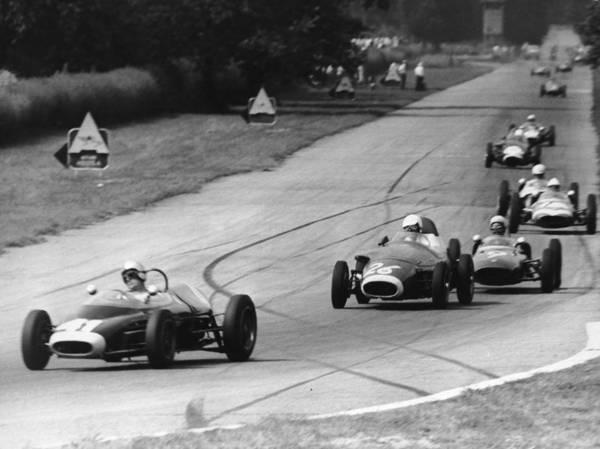 Motor Sport Photograph - Junior Monza by Keystone