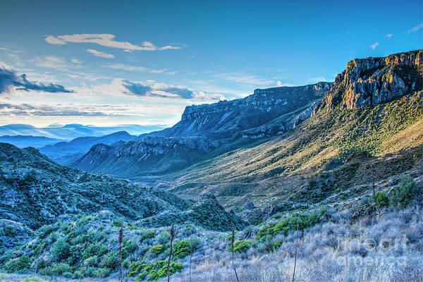 Wall Art - Photograph - Juniper Canyon by Charles Dobbs