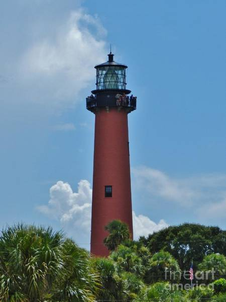 Wall Art - Photograph - Jupiter Inlet Lighthouse 3 by Snapshot Studio