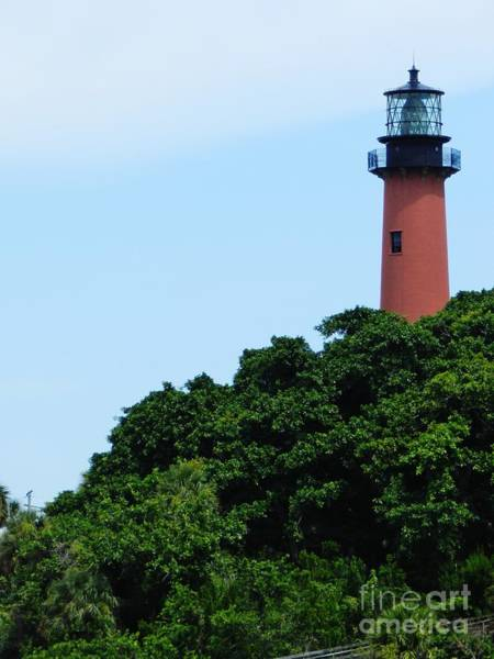 Wall Art - Photograph - Jupiter Inlet Lighthouse 4 by Snapshot Studio