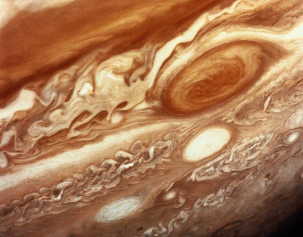 Photograph - Jupiter by Internetwork Media