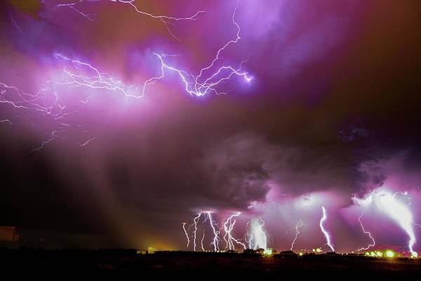 Photograph - Just A Few Bolts 001 by NebraskaSC
