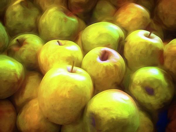 Photograph - Just Apples by Alice Gipson