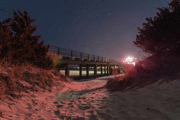 Photograph - Just Past The Dunes by Kristopher Schoenleber