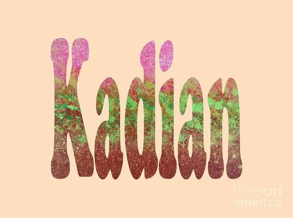 Digital Art - Kadian by Corinne Carroll
